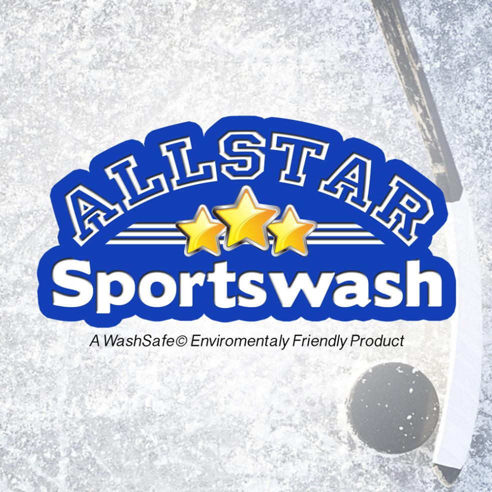 Allstar Sportswash logo