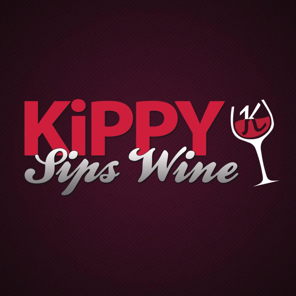 Kippy Sips Wine logo