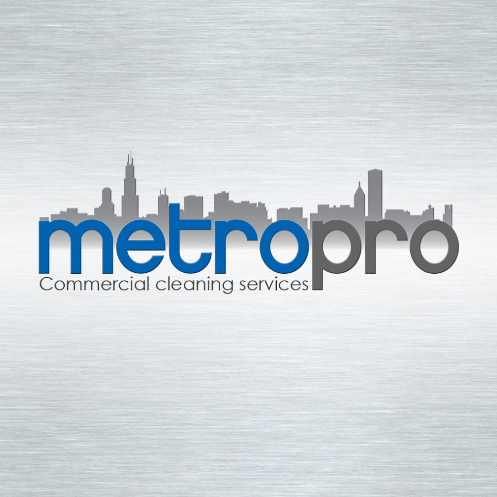 MetroPro Cleaners logo