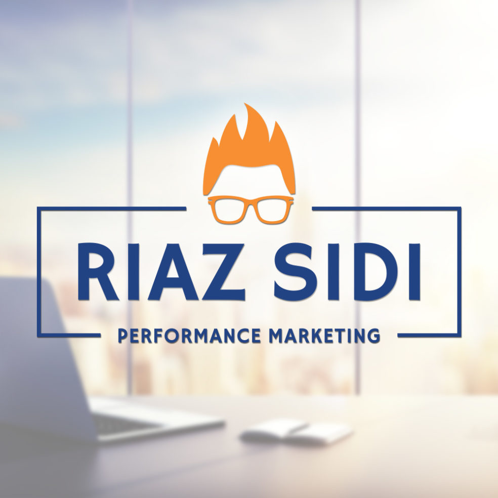 Riaz Sidi Performance Marketing Logo