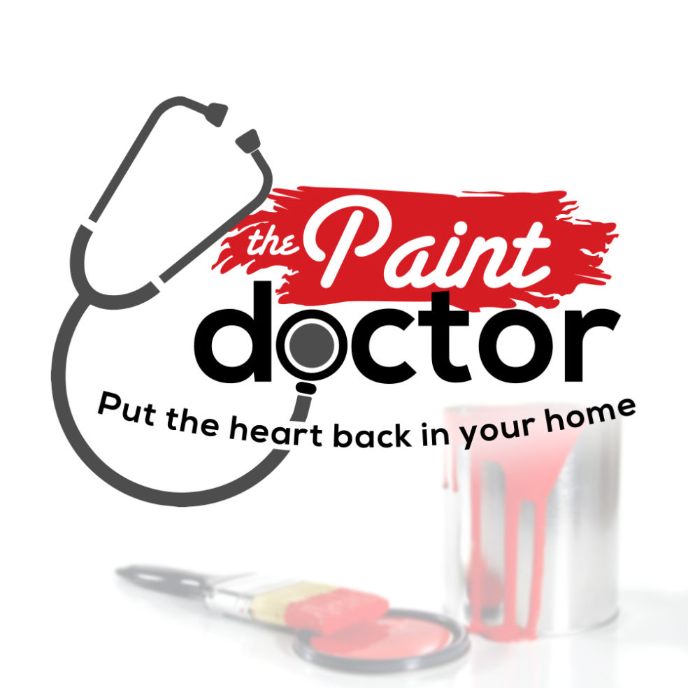 The Paint Doctor Logo