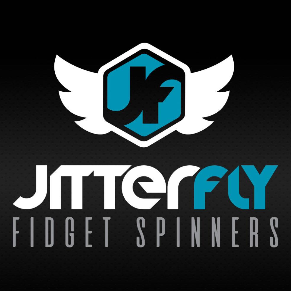 JitterFly Fidget Spinners