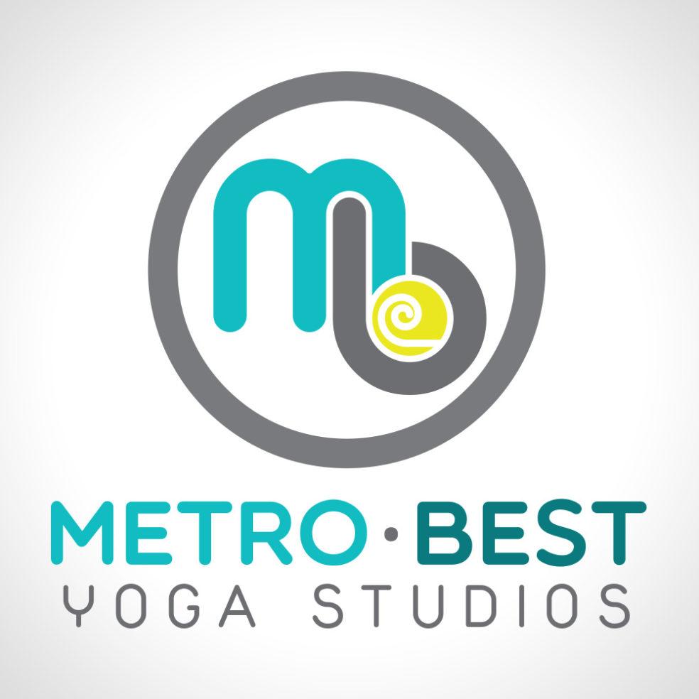 Metro Best Yoga Logo